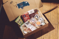 Corner Shop Irish Charcuterie Hamper