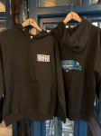 Cyprus Avenue Branded Zip Up Hoodies