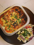 Cyprus Avenue Lasagne of Eastcoast seafood