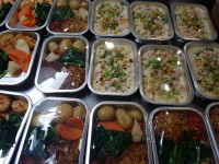 A choice of x3 Cyprus Avenue Ready Meals