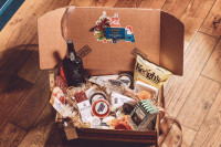 Corner Shop Luxury Irish Charcuterie and Cheese Hamper