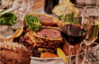 CA at Home x4 Course Menu (Wellington of Beef Fillet option £37.50pp)