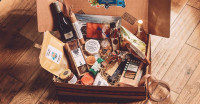 Corner Shop Deluxe Irish Hamper