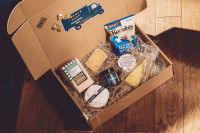 Corner Shop Irish Cheese Hamper