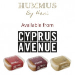 Hummus by Hani- Roasted Red Pepper & Cayenne