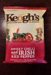 Keogh's Sweet Chilli & Red Pepper Crisps